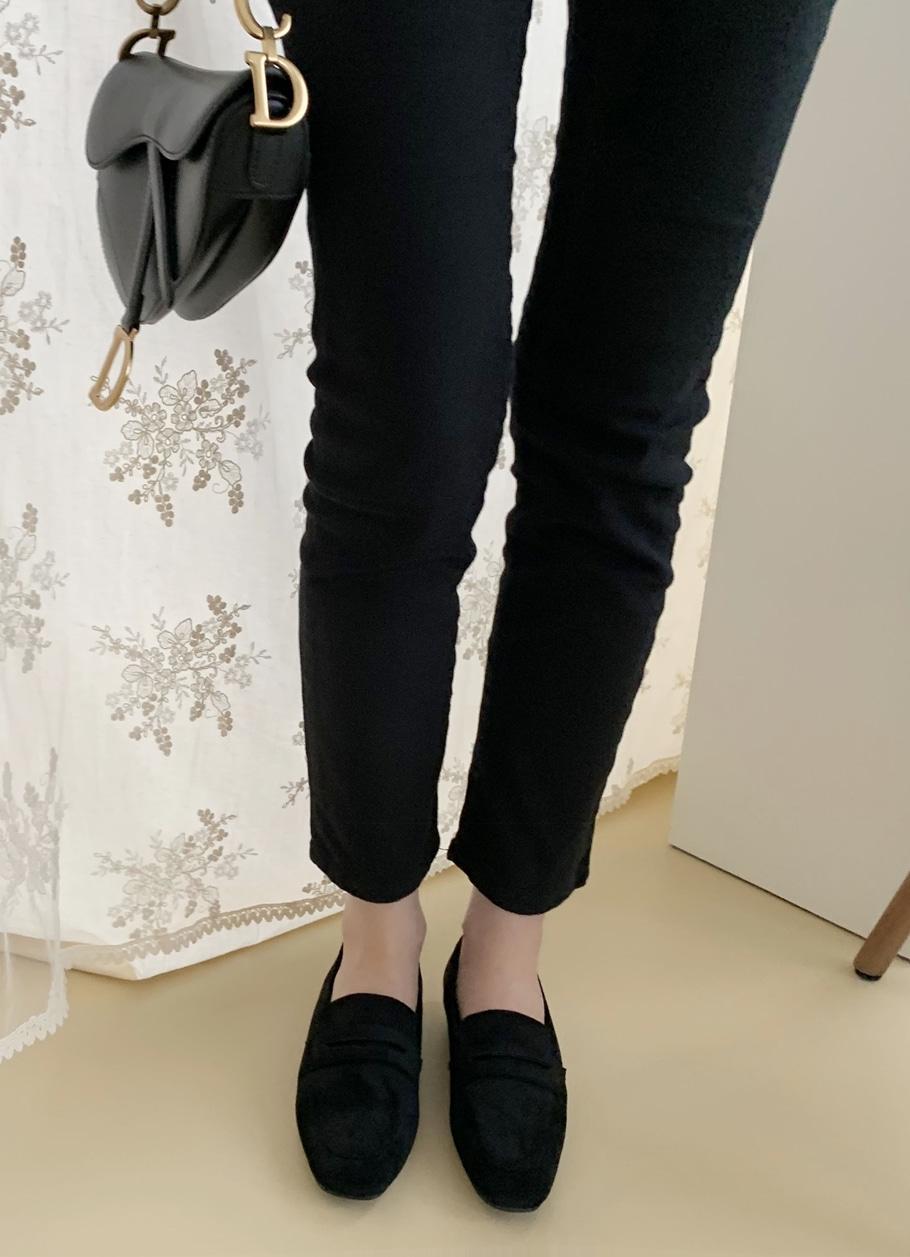 더보이더걸WS-6619 스웨이드 여자 페니로퍼 단화 구두 가을 - 더보이더걸, 43,800원, 로퍼/옥스포드, 로퍼